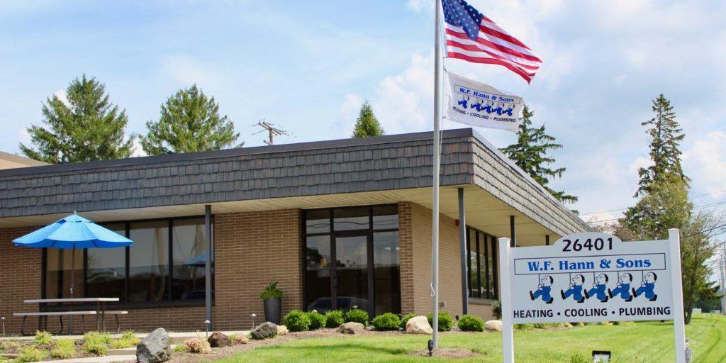 W.F. Hann & Sons Building